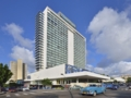 Front view of Hotel Tryp Habana Libre